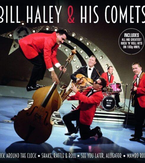"""""""Rock Around The Clock"""" de Bill Haley sorti en 1954"""
